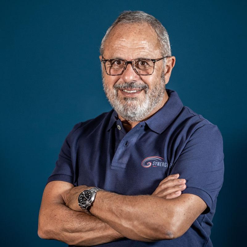 Philippe Anglade, fondateur de Synergies Tech