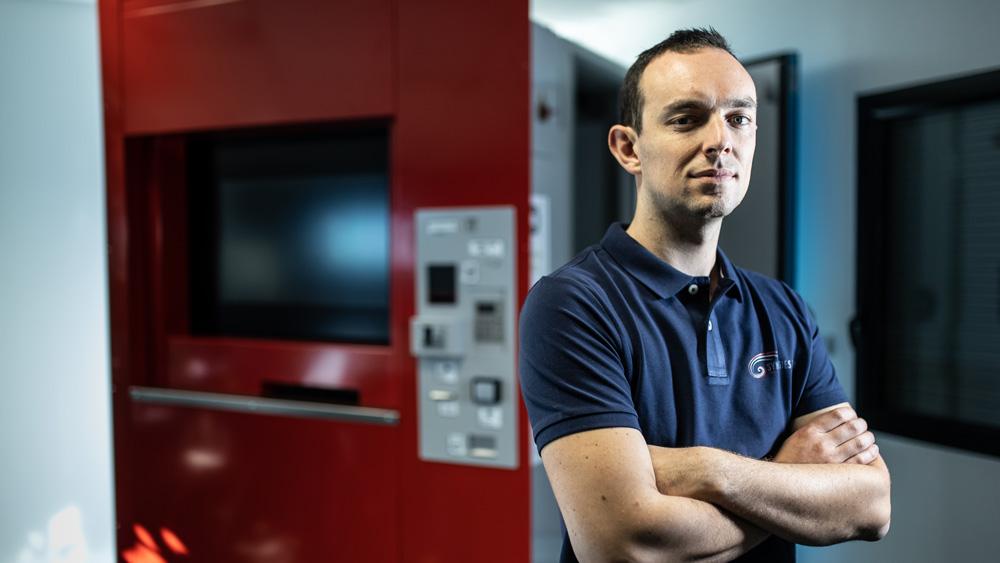 Simon, Directeur des opérations chez Synergies Tech depuis 4 ans